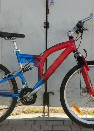Велосипед FISCHER - з Німеччини