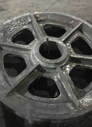 Производство чугунного и стального литья