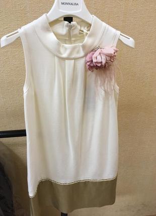 Платье monnalisa оригинал италия