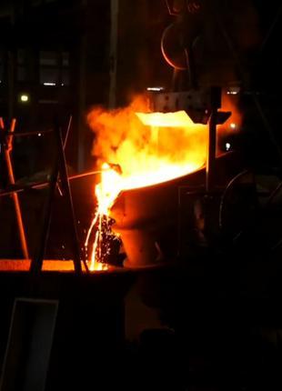 Легированный стали и чугуны литье по тех. заданию