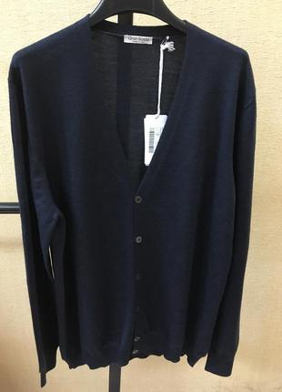 Кардиган gran sasso оригинал италия свитер кофта