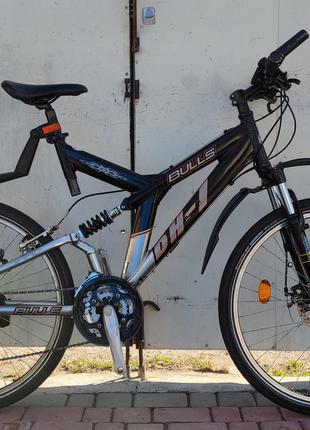 Велосипед BULLS DH-1 ALU - з Німеччини
