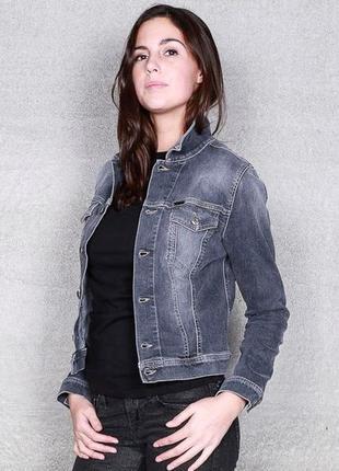 Джинсовая куртка diesel (r-pesc giacca)