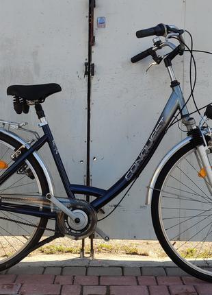 Велосипед CONQUEST Планітарка 3 передачi - з Німеччини