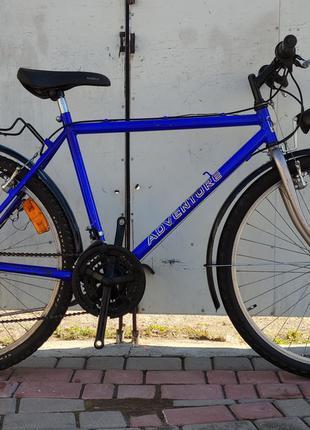 Велосипед ADVENTURE - з Німеччини