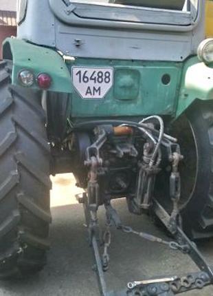 Трактор ЮМЗ 6Л супер состояние. Оплата любая.