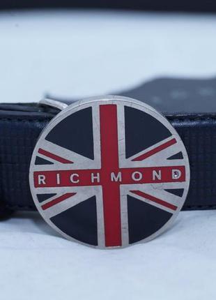 Брючный ремень richmond (италия)