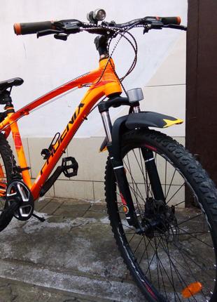 Велосипед алюминевый