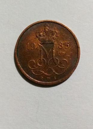 Продам монету Дании