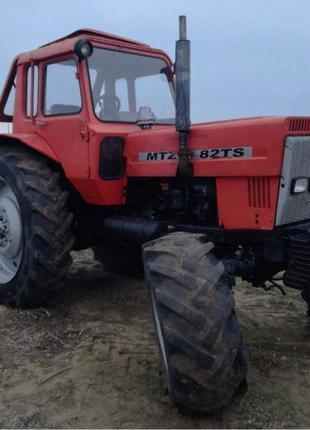 Трактор МТЗ 82 1984