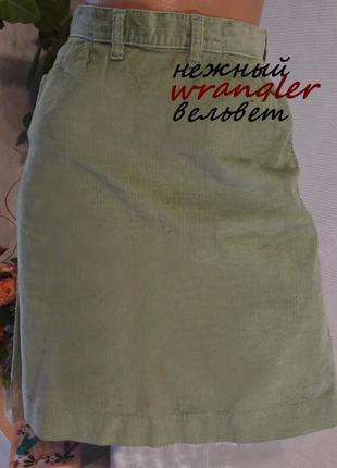 Юбка  wrangler брендовые вещи, обувь в летней распродаже! торг...
