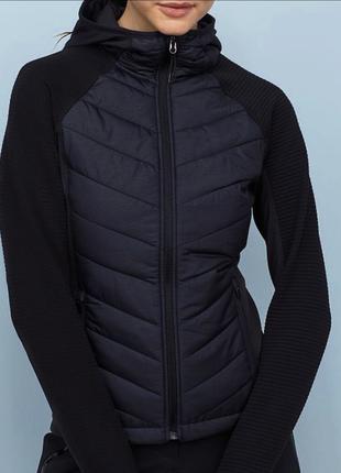 Куртка h&m padded outdoor jacket весна осень ветровка