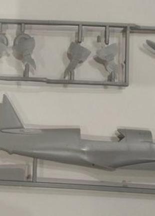 Сборная модель самолета Файерфлай ФР-1, масштаб 1:72, новая. CCCР