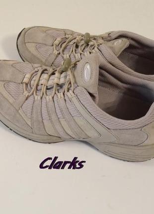 Кросовки clarks, высокое качество и легкость