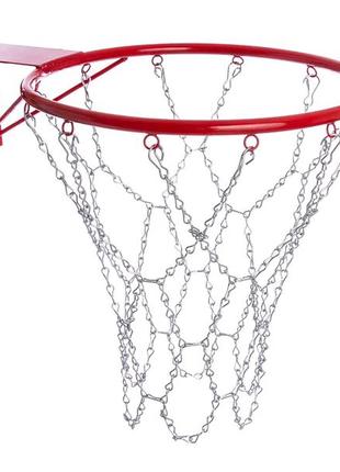 Сетка баскетбольная (1шт) Цепь