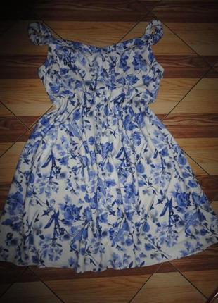 Нежное платье большого размера