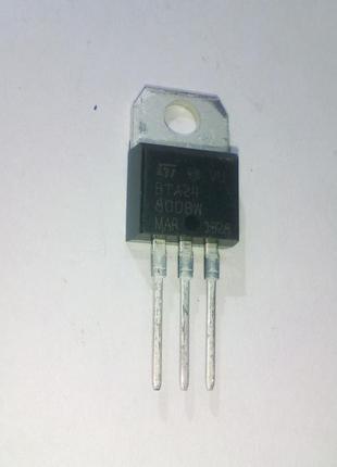 Симистор триак ВТА24 800BW