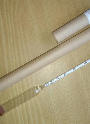 Ареометр для спирта АСП-3 20-80% спиртометр , спиртомер