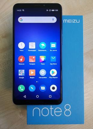 Смартфон Meizu Note 8 64 GB (48920)