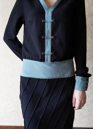 Стильное платье от бренда skunkfunk