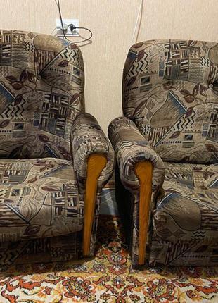 Мягкая мебель кресло
