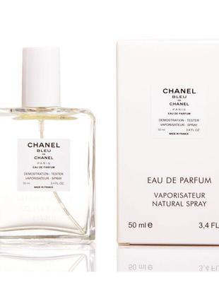 50 мл мини-парфюм тестер chanel blue de chanel