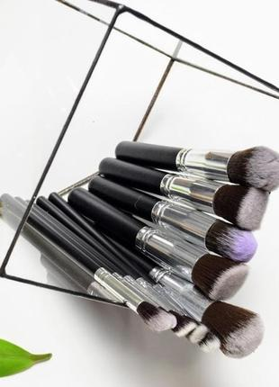 Набор кистей для макияжа sculpt and blend, 10 шт