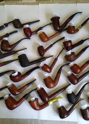 Трубки курительные (Petersons и т.д)