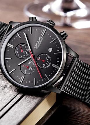 Наручные часы Megir (мужские)