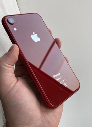 IPhone Xr 128gb Dual Sim Red Neverlock #s0074
