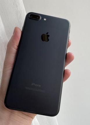 IPhone 7 Plus 32gb Black Matte #i178