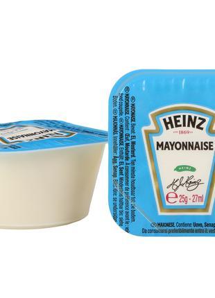 Heinz майонез дип-пак 25г 100шт упаковка
