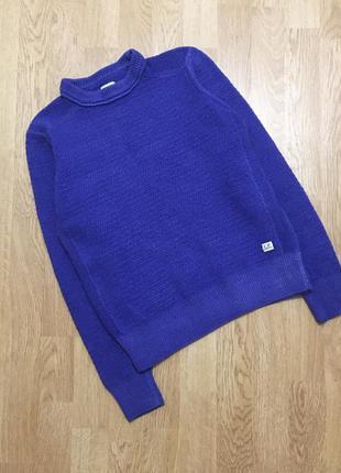 Шерстяной свитер c.p. company джемпер оригинал