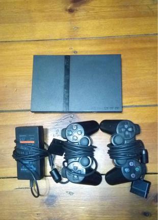 Продам PlayStation 2 (PS2)