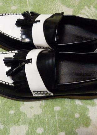 Лоферы ,мокасины-туфли delicious junction (великобритания)