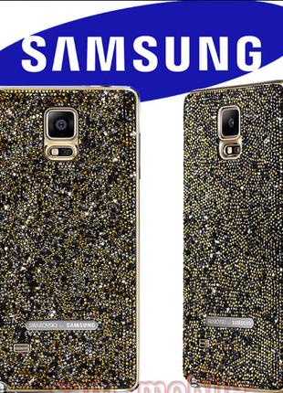Оригинал Swarovski крышка-чехол Crystal Edition Samsung Note 4