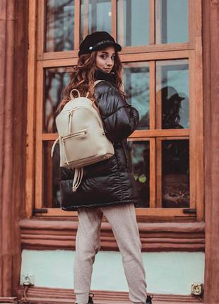 Женский рюкзак / Рюкзак женский кожаный