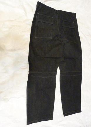Рабочие джинсовые штаны jeans 34/30