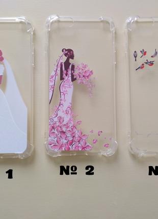 Чехол на iPhone 6 plus Невесты,Птички