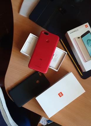 Продам смартфон Xiaomi mi A1 4/64