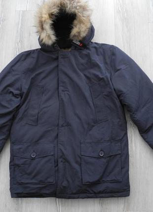 Куртка пуховик woolrich arctic parka р. xl ( italy ) сост нового