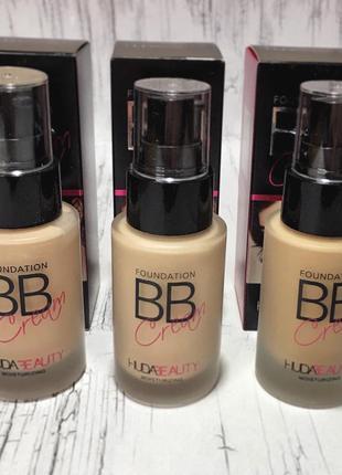 Тональная основа Huda Beauty BB Cream Foundation 🔥