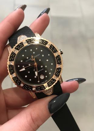 Наручные часы Ulysse Nardin Marine Lady Diver Starry Годинник