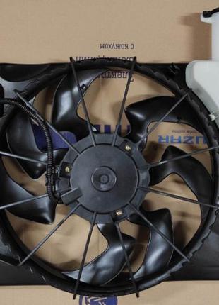 Радиатор Кондиционер Диффузор Вентилятор Hyundai Elantra AD Элант
