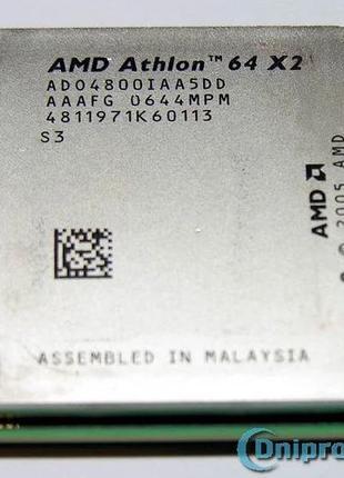 Amd athlon II X2 250 2ядра по 3.0ггц Ам2 +Am3