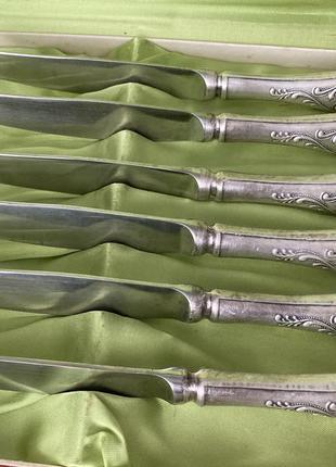 Ножи столовые олимпиада 80 москва винтаж  ссср