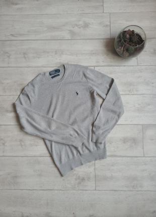 Базовый свитер кофта polo ralph lauren