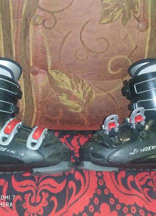 Ботинки лыжные nordica