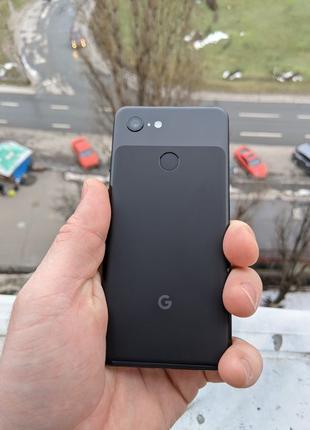 Google pixel 3 [4/128!] Корпус идеал! /NFC/ Amoled