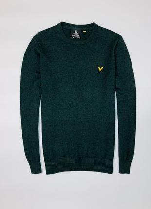 Кофта-свитер от фирмы  lyle&scott